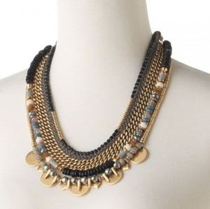 Collette statement necklace Stella & Dot